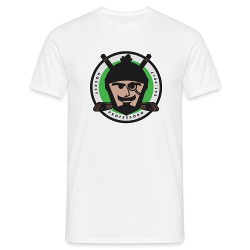 HockeyProfessorn logo - T-shirt herr
