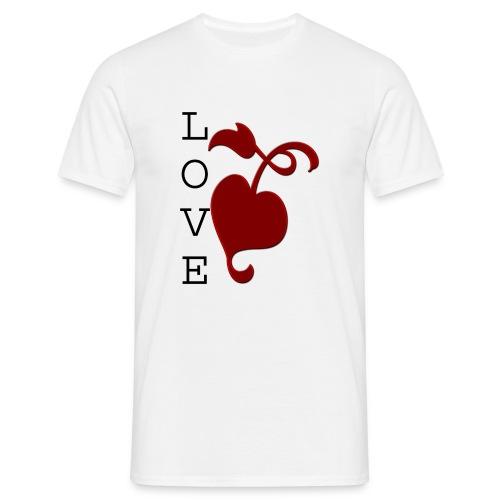 Love Grows - Men's T-Shirt