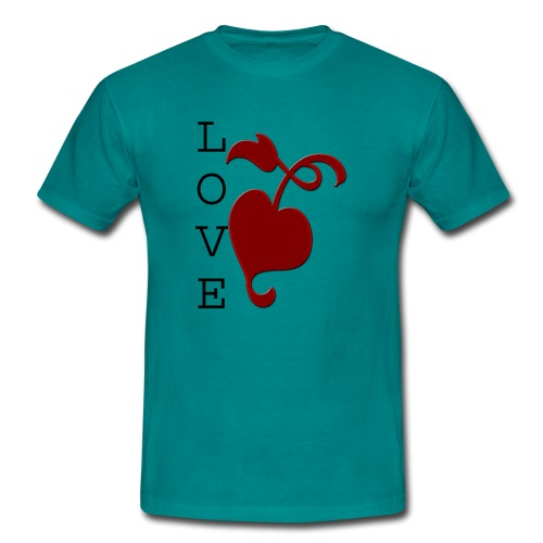 Love Grows - Men's T-Shirt