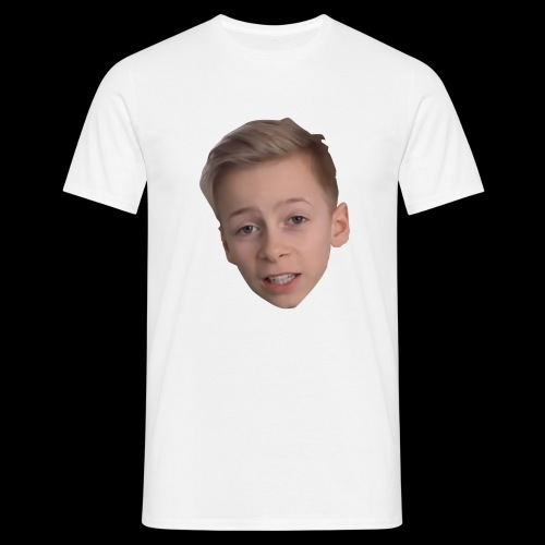 gurkis ansikte - T-shirt herr