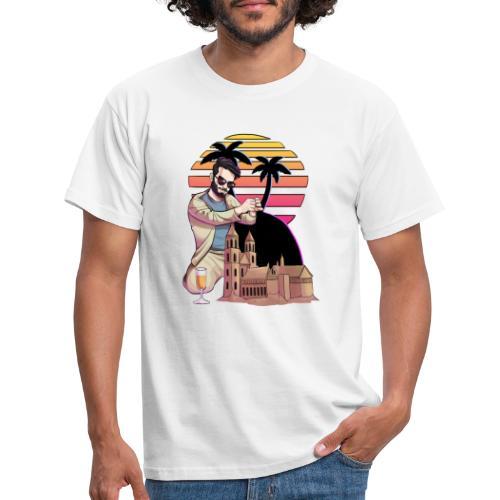 Madgeburg | Majemmi Dropical - Männer T-Shirt