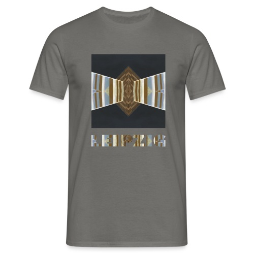 Leipzig #2 - Männer T-Shirt
