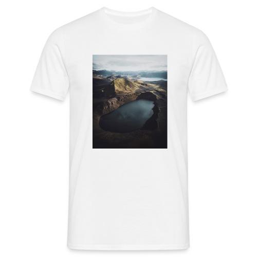 Perfomance - Miesten t-paita
