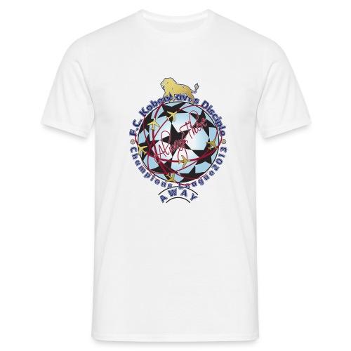 2013 fckd cl ontour - Herre-T-shirt