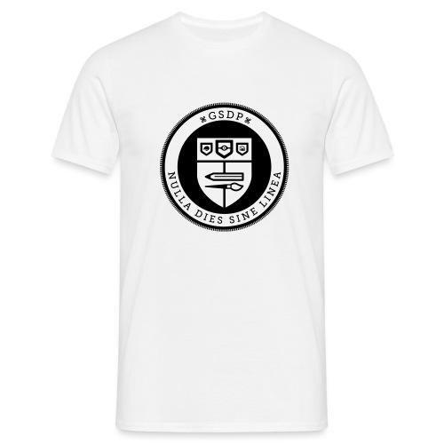 Gruppo di Supporto Disegnatori Pigri - Maglietta da uomo