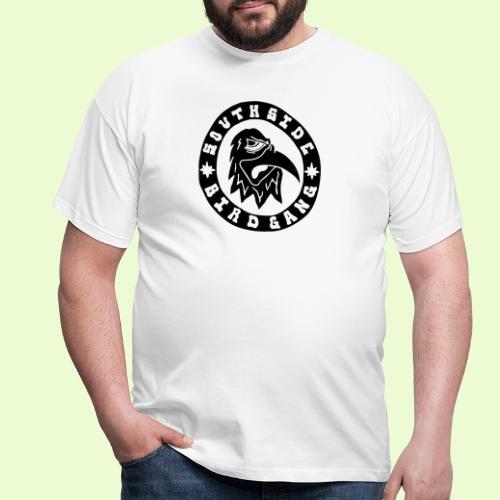 BLACK EAGLE LOGO - Miesten t-paita