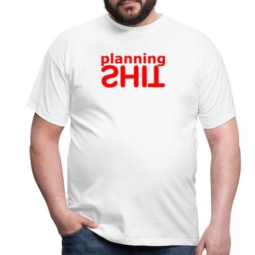 PLANNING - Camiseta hombre