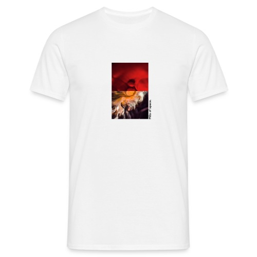 Pills of space. - Männer T-Shirt