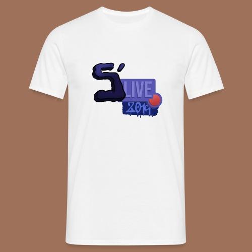 SLive - T-shirt Homme