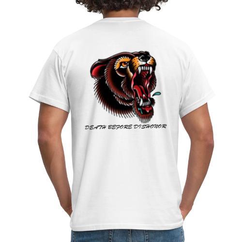 MAGLIETTA CON ORSO - Maglietta da uomo