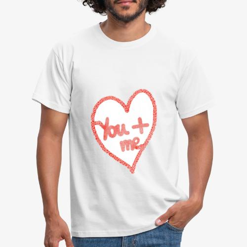 You and me - T-shirt Homme