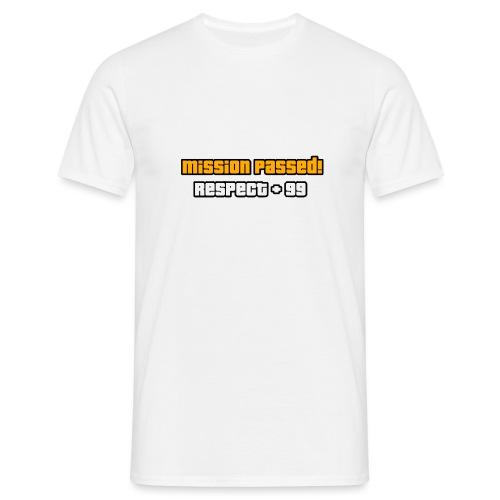 Mission passed - Men's T-Shirt