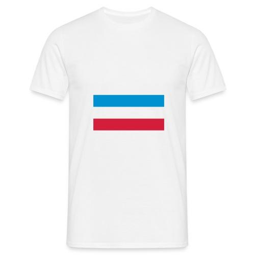 Yugoslavia - Mannen T-shirt