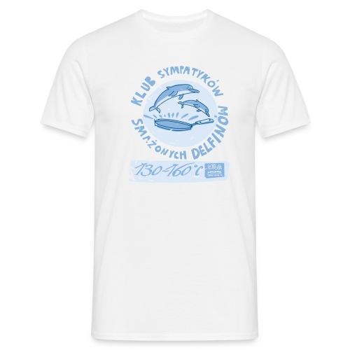 klub sympatykow delfinow - Koszulka męska