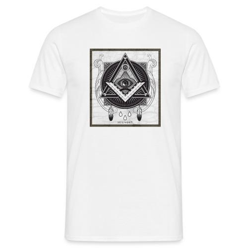Illuminati - T-shirt Homme