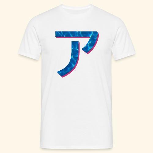 ア logo - T-shirt Homme