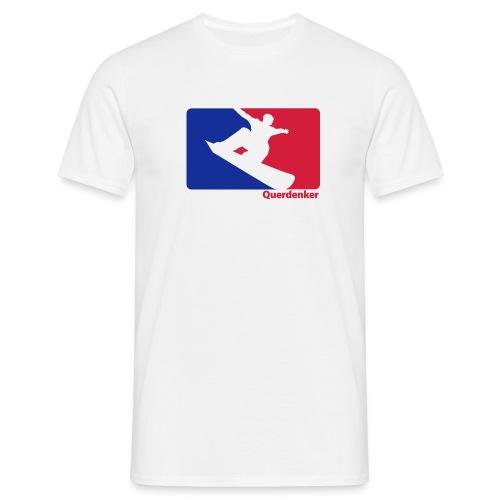 querdenker - Männer T-Shirt