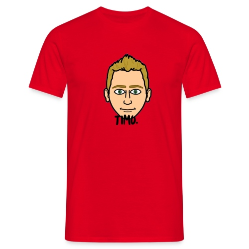 LOGO VAN TIMO. - Mannen T-shirt