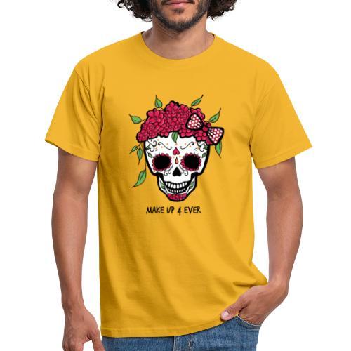 Make-Up Liebe für immer - Männer T-Shirt