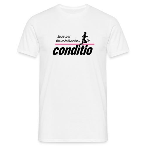 conditio_neu_vektor - Männer T-Shirt
