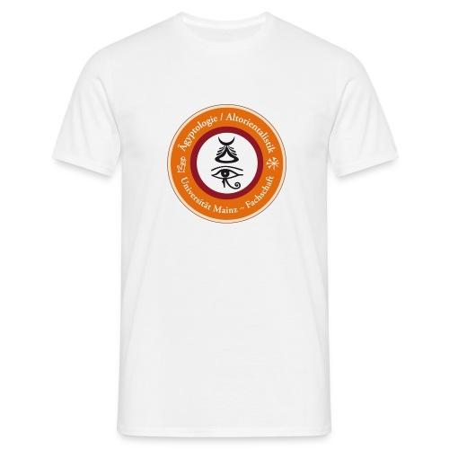 logo_fs_aegao1 - Männer T-Shirt