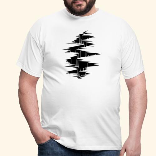 tremblement de terre - T-shirt Homme