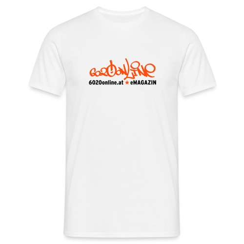 6020 Online 2c - Männer T-Shirt