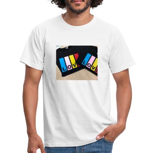 LOVE - Camiseta hombre
