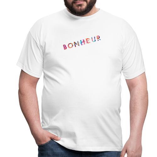 Bonheur 2 - T-shirt Homme