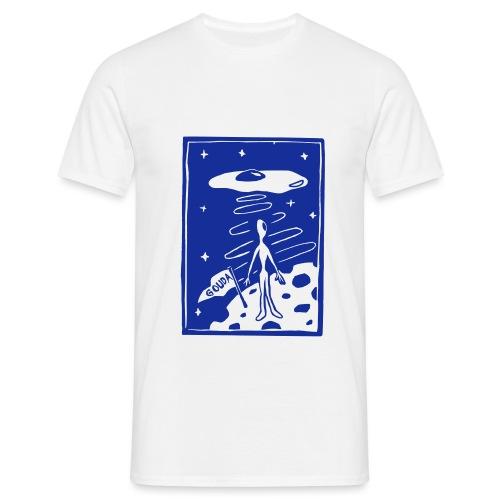 Space of Plenty - Männer T-Shirt