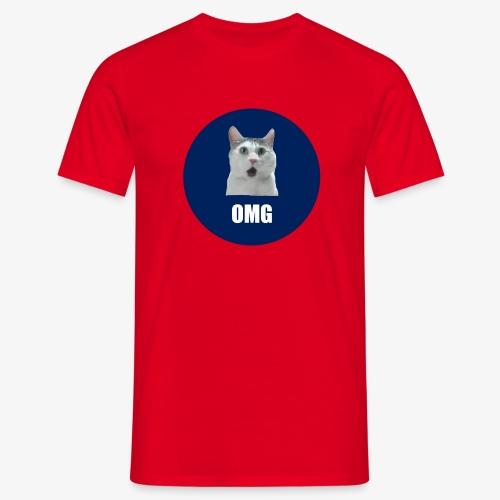 OMG - Men's T-Shirt