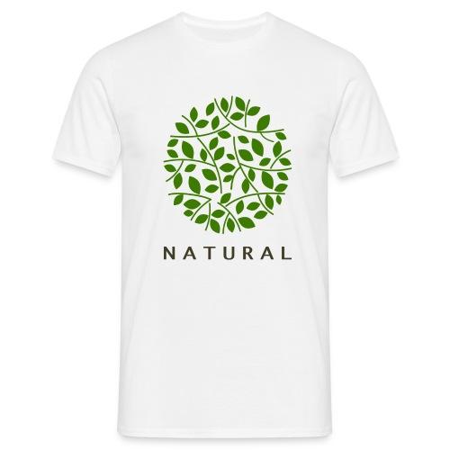 natural - Camiseta hombre