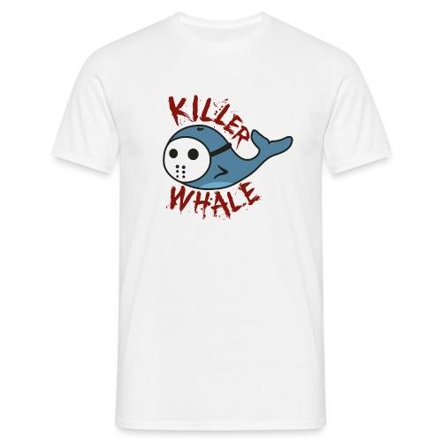 Killer Whale - Männer T-Shirt