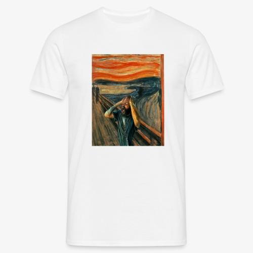 Death Grips Scream - T-shirt herr