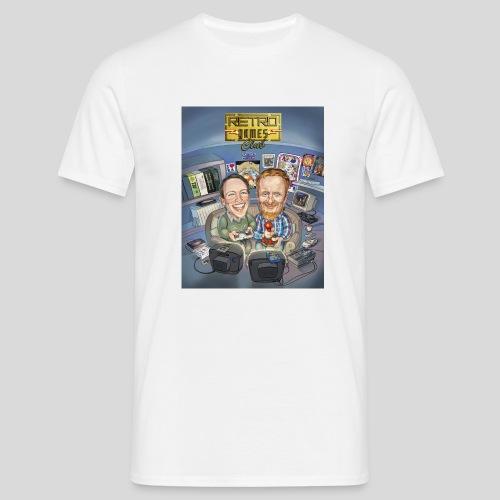 The Retro Games Club - Men's T-Shirt