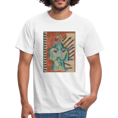 Las flechas que se van - Camiseta hombre
