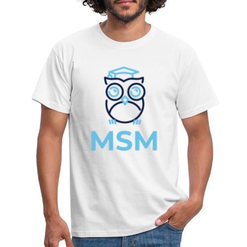 MSM UGLE - Herre-T-shirt