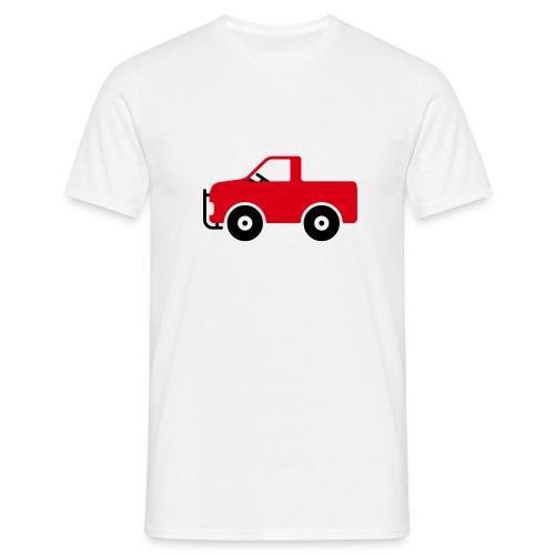 Pick-Up Comic - Männer T-Shirt
