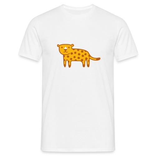 Kinder Comic - Jaguar - Männer T-Shirt