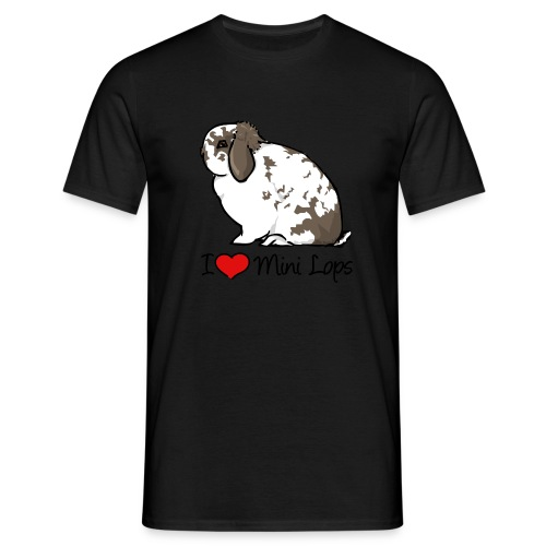 _minilopUK - Men's T-Shirt