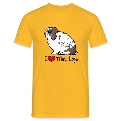 _minilopUK - Men's T-Shirt
