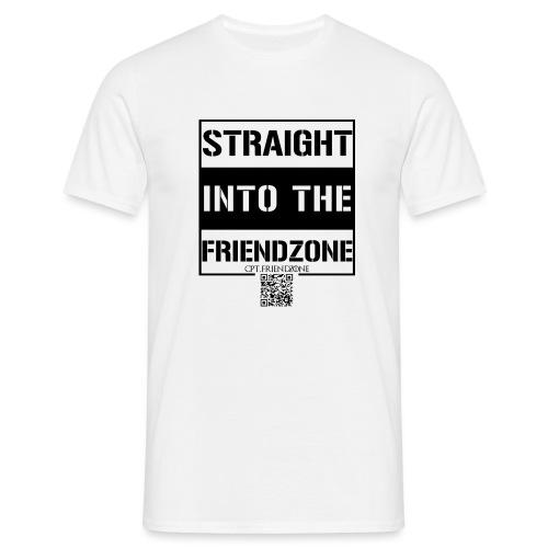 straight into - Männer T-Shirt