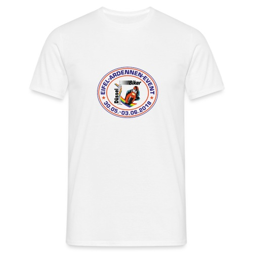 Düsselbiker Event T-Shirt - Männer T-Shirt