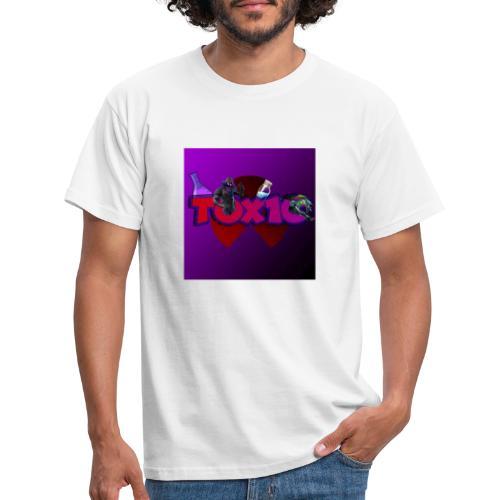 toxic paita - Miesten t-paita