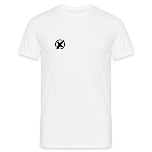 Wahl Option ankreuzen 1c - Männer T-Shirt