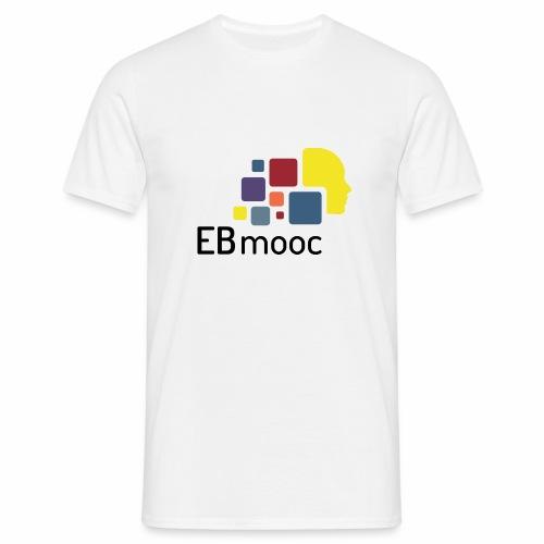 EBmooc Logo - Männer T-Shirt