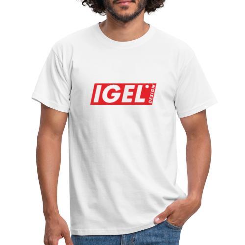 IGEL Design - Männer T-Shirt