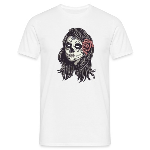 Llena eres de gracia - Camiseta hombre