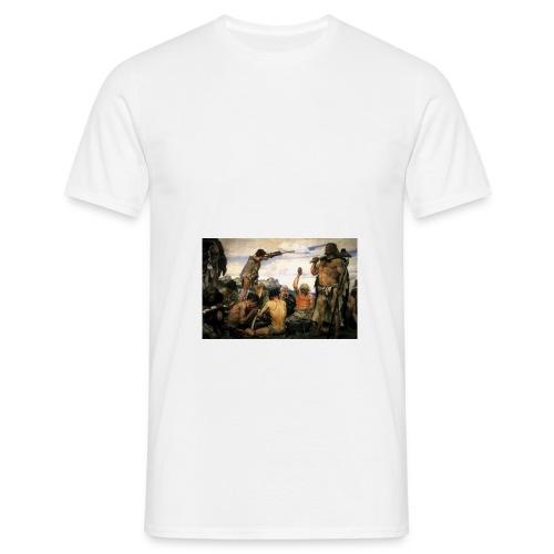 The First Sniper - Men's T-Shirt