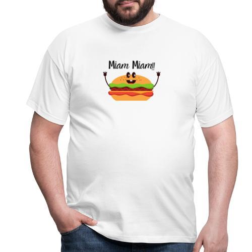 Miam Miam - T-shirt Homme